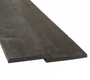 douglas-potdekselplank-zwart-22x200